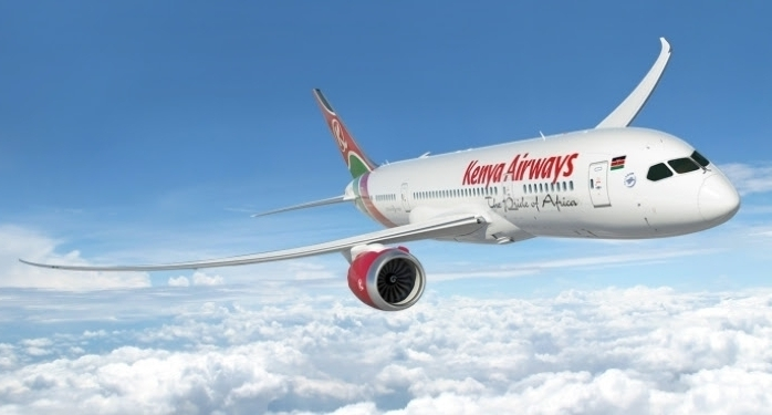 Joramco to commence MRO work on sixth B787 of Kenya Airways   Aviation