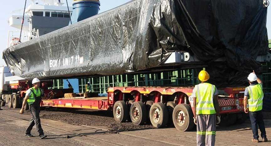 Bolloré Logistics manages warehouse for