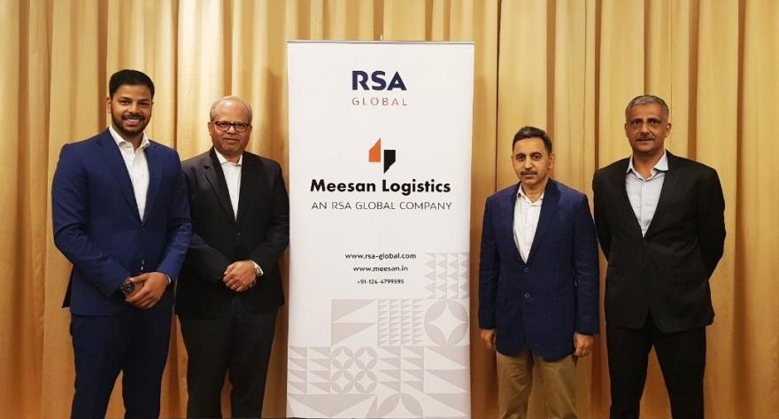 UAE logistics giant RSA Global expands operations to India