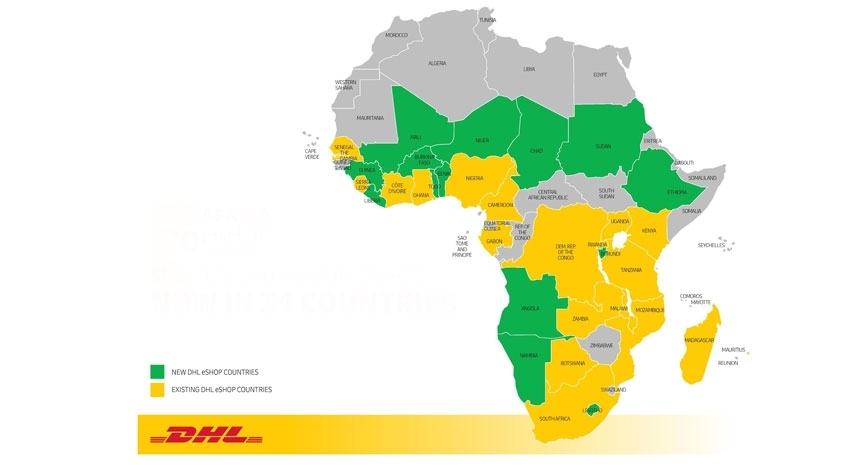 DHL eShop spread wings to 14 additional countries in sub ...