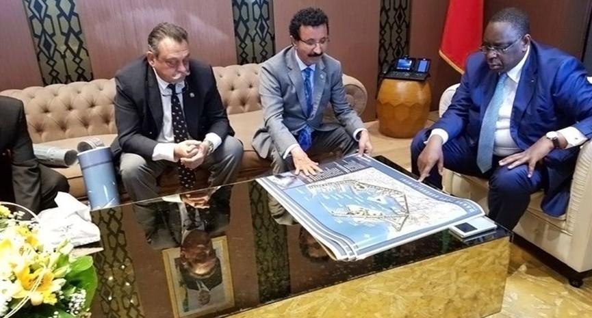 DP World chairman calls on Senegal President | Shipping
