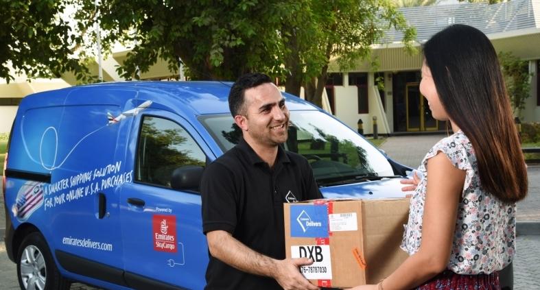 Emirates SkyCargo introduces ecommerce delivery platform Emirates Delivers   Aviation