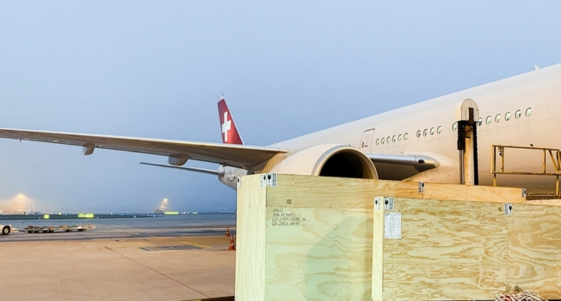 Swiss WorldCargo transports e-Sling electric aircraft parts from Joburg to Zurich | Aviation