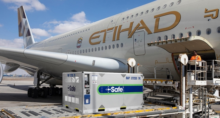 Etihad Cargo introduces CSafe RAP container across its global fleet | Aviation