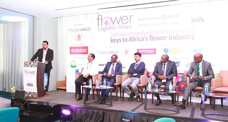 Flower Logistics Africa 2018 focusses on benchmarking cold
