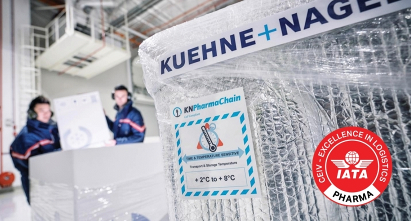 Kuehne+Nagel's container volume rise by 10.4% in Q3 | Logistics